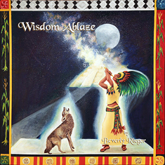 Read about the album and listen to samples of Wisdom Ablaze